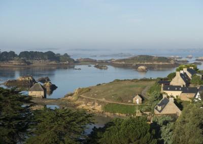 Inseln der Bretagne