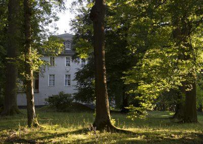 Die Fasanerie im Wald zwischen Schwarzburg und Bechstedt war einmal das Jagdschlösschen der Fürsten von Schwarzburg-Rudolstadt.