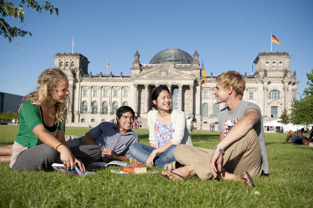 Deutsch Studieren